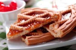 imagen de la pasta frola paraguaya