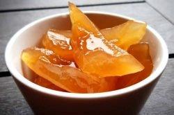 imagen del dulce de mamon paraguayo