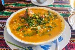 receta de locro, locro paraguayo