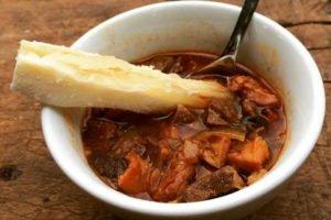 imagen de un plato de batiburrillo