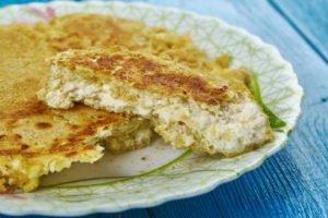 imagen de la de receta mbeju de almidon
