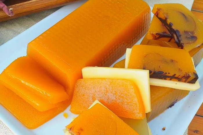 imagen dulce de batata con queso